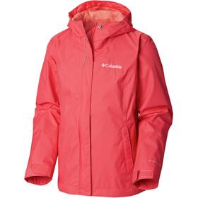 Columbia Arcadia Jacket Mädchen bright geranium